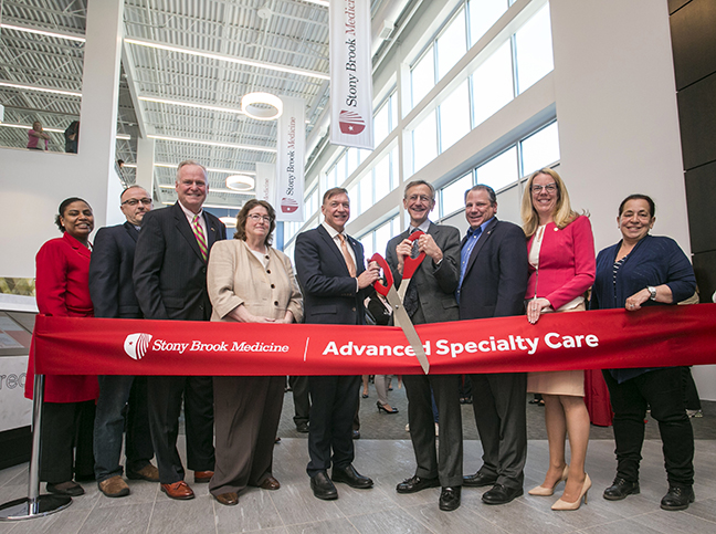 Advanced Specialty Care Ribbon Cutting