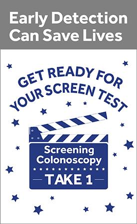 Imagen para la colonoscopia de detección