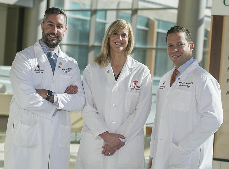 foto de médicos y enfermeras GI