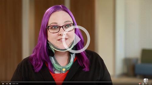 Conozca a la paciente Alisha Briggs