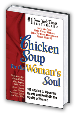 Chicken Soup for the Woman's Soul book image