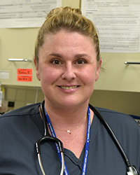 Photograph of Bobbi Jo Rispoli, LPN