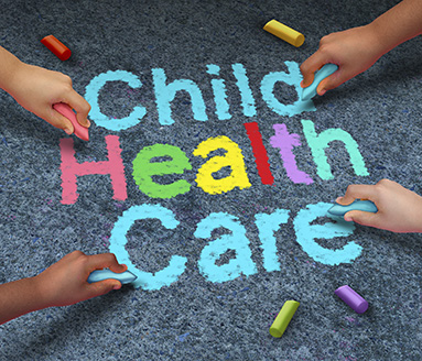 Child Health Care Imagery