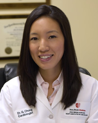 Photograph of Grace Chung, MD