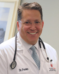 Photograph of David M. Franko, MD, FACC