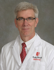 Dr. Mark A. Talamini, Professor and Chairman of Surgery at Stony Brook Medicine