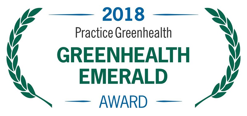 Greenhealth Award 2018
