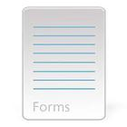 Form Hyperlink Button Image