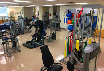Stony Brook Physical Therapy Gym photo