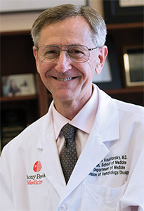 Kenneth Kaushansky, MD Senior Vice President, Health Sciences Dean, School of Medicine Stony Brook Medicine