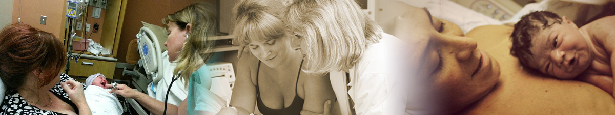 Midwifery Images for Banner