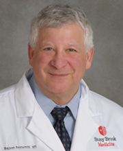 Reuven Paternak, MD, Chief Executive Officer of Stony Brook University Hospital