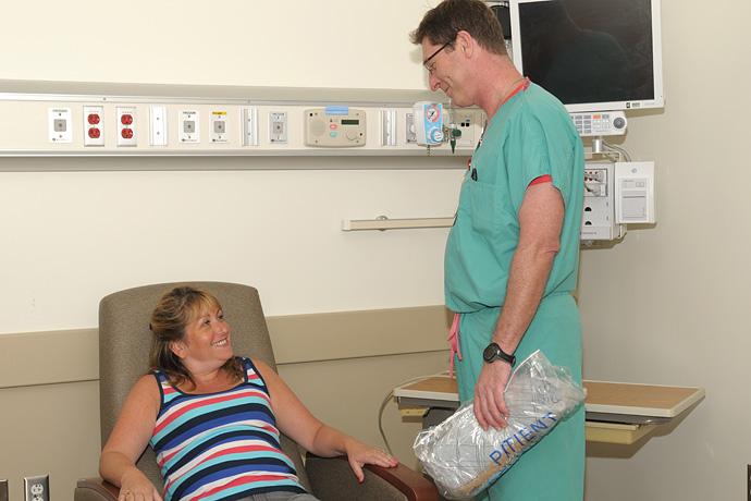 Enfermera de PSA