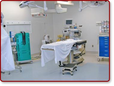 Qué puede esperar en la sala de operaciones