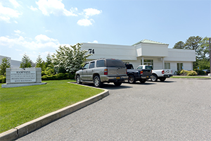 Exterior image of Riverhead location office