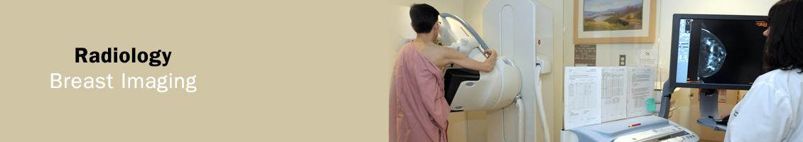 Radiology Breast Imaging Banner Imagery