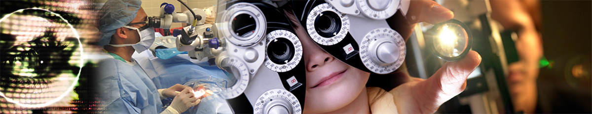 Ophthalmology Banner Imagery